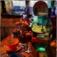 My magic Petersburg_02485_color :: Станислав Лебединский