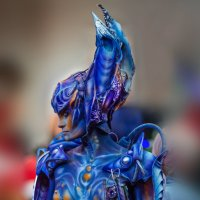 BodyArt / Body Painting :: Sasha Bobkov