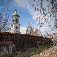 Весна на Заречной. :: Дмитрий Постников