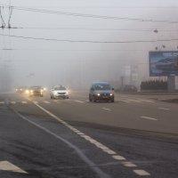 Туман :: Aнна Зарубина