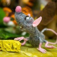 Мышка :: Оксана Пучкова