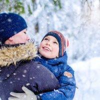 Зимнее настроение :: Надя Sh