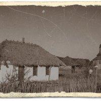 Старая деревяная церковь на козацком хуторе. (2015 г.) :: ViP_ Photographer