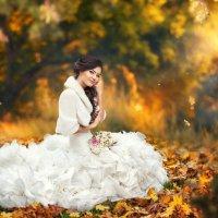 Вспоминая об осенних свадьбах :: Андрей Молчанов