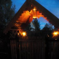 Вечерняя подсветка-4 :: Регина Пупач