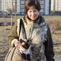 Прекрасные незнакомки. :: Татьяна Помогалова