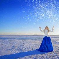 Зимняя королева :: Ксения Захарова