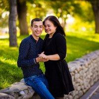 Артём и Женя :: Любовь Илюхина