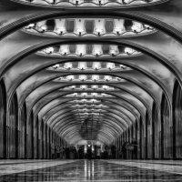 Подземный дворец :: Алексей Соминский