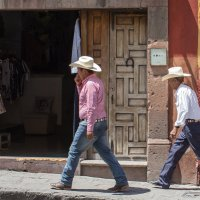 уличный мексиканский фешн :: Светлана Гусельникова