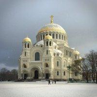 Морско́й собо́р святи́теля Никола́я Чудотво́рца :: Геннадий Слезнев