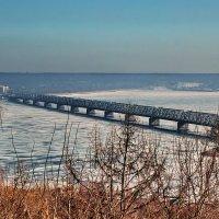 Мост Императорский в Ульяновске :: berckut 1000
