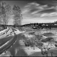 Мороз и солнце; день чудесный! :: Евгений Карский