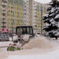прошедшая зима была снежной :: Александр Прокудин