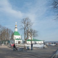г.Владимир. Спасская (Никольская) церковь :: Александр