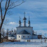 Петропавловская церковь :: Сергей Цветков