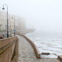 туманным днём :: Елена