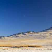 Марс под снегом :: василиса косовская