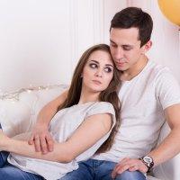 Пара на диване :: Valentina Zaytseva