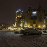 Заснеженный замок :: Виталий Латышонок