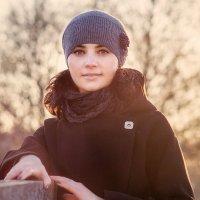 Портрет на закате :: Вера Сафонова
