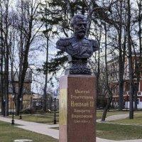 Памятник Николаю II в г. Калуге :: Виктор