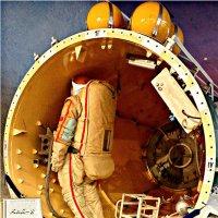Космический шлюзовой отсек :: Кай-8 (Ярослав) Забелин