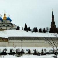 Храмы кремля :: Надежда