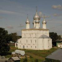 Ростов Великий  Церковь Спаса на Песках :: Вячеслав