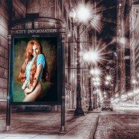 ночной город :: Григорий Погосян