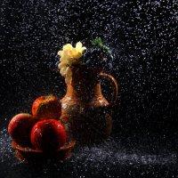 """Натюрморт """"Под дождем"""" :: ViP_ Photographer"""