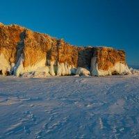 Южная точка острова Ольтрек :: Анатолий Иргл