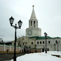 Башни кремля :: Надежда