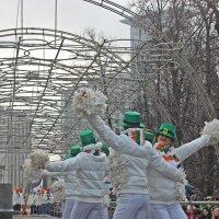 Ирландский танец. :: Виталий Селиванов