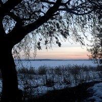 Вид на озеро Чебаркуль... :: Дмитрий Петренко