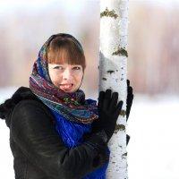 Весна на пороге :: Елена Антропова