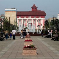 город Стерлитамак :: Горкун Ольга Николаевна