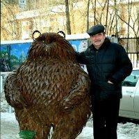 Встреча с пермским медведем... :: Валерий Жданов