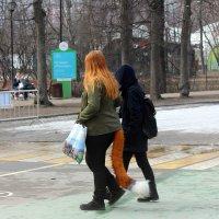И  такое  можно  было  увидеть на  празднике ! :: Виталий Селиванов