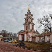 Храм святых Кирилла и Мефодия :: Александр Кислицын