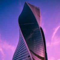 Башня Эволюция :: Илья Нелюбин