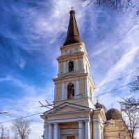 Свято-Преображенский Кафедральный Собор. :: Вахтанг Хантадзе