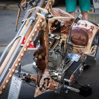 Custom Bike:Yanoshik. :: Sasha Bobkov