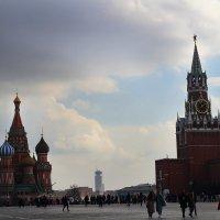 Красная площадь :: Татьяна Тимофеева