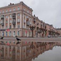Череповец, весна :: Владимир Пименков