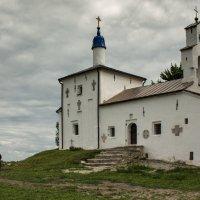 Церковь Николая Чудотворца на Труворовом городище :: Ольга Лиманская