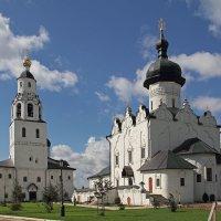 Храмы Успенского монастыря. Свияжск :: MILAV V