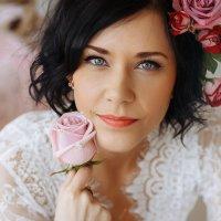 Портрет невесты :: Елена Задко
