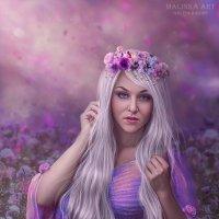 """""""Весна - Spring"""" :: Malinka Art Galina Kazan"""