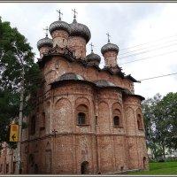 Церковь Троицы с трапезной :: Вера